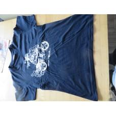 shirt heren blauw