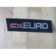 badge cx euro