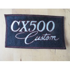 badge cx500 custom